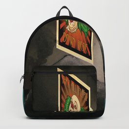 A very Haunted House Backpack