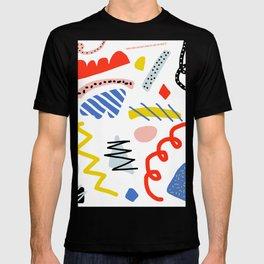 Memphis Zazzle T-shirt