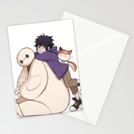 BH6 Stationery Cards