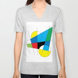 Colors of Nederland Unisex V-Neck