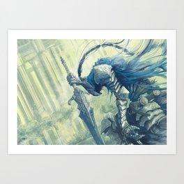 artorias - dark souls Art Print