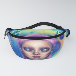 Inner space Fanny Pack