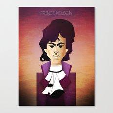 Prince Nelson Canvas Print