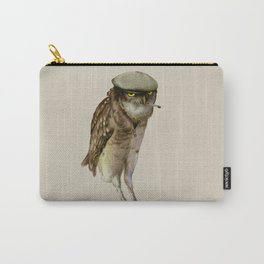 trendy owl Carry-All Pouch