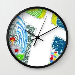 Alô Alô Rio de Janeiro! Wall Clock
