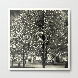 Tara Trees Metal Print