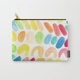 Color hash Carry-All Pouch