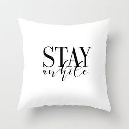 Stay Awhile Art Print - Digital Download - Stay Awhile Print - Stay Awhile Poster Throw Pillow