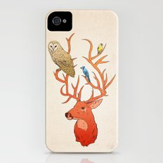 Antlers iPhone (4, 4s) Slim Case