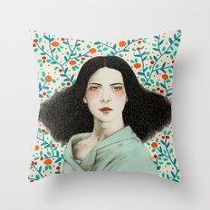 Eufemia Throw Pillow