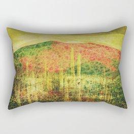 Where answers Lie... Rectangular Pillow