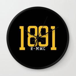 R-MWC 1891 Wall Clock
