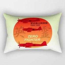 kamikaze Rectangular Pillow