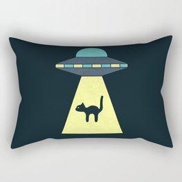 We Just Want The Cat Rectangular Pillow