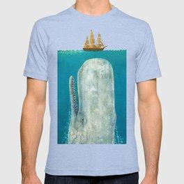 The Whale - colour option T-shirt