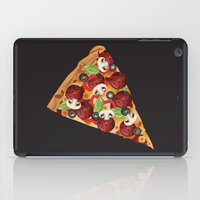 pizza iPad Cases featuring Pizza  by Anderssen Creative Imaging