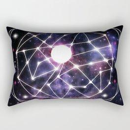 Gods Compass Rectangular Pillow