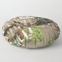 Alsace - Colmar Floor Pillow