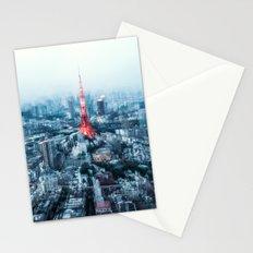 Tokyo Megacity Stationery Cards