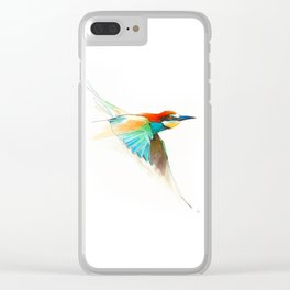 Ave 1 Clear iPhone Case