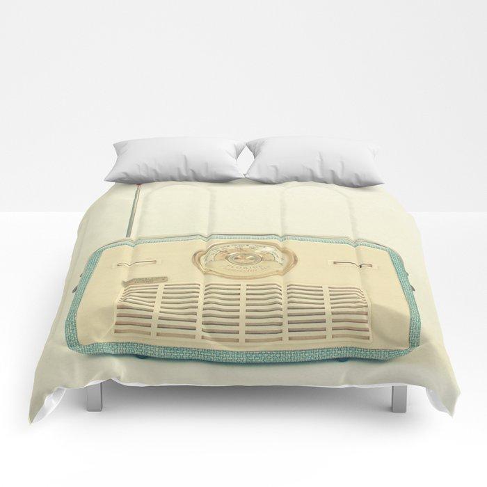 Radio Days Comforters