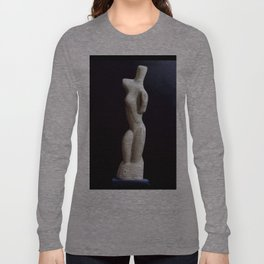 Torso  Man by Shimon Drory Long Sleeve T-shirt