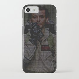 Venkman: Ghostbusters Screenplay Print iPhone Case