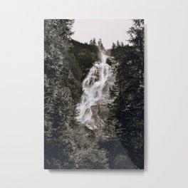 Waterfall III / Canada Metal Print