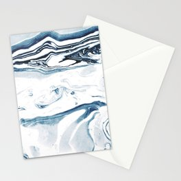Marble fade Stationery Cards