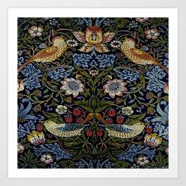 Art work of William Morris 2 Art Print