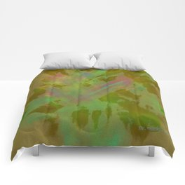 Original Abstract Duvet Covers by Mackin signed Comforters