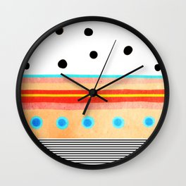 You are my sun and my moon Wall Clock