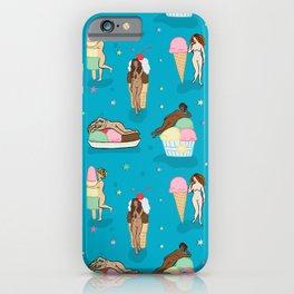 Venus of Ice Cream iPhone Case