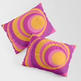 Spiral pattern Pillow Sham