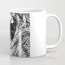 Toucan tropical garden Coffee Mug
