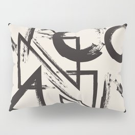 abstract drawing Pillow Sham