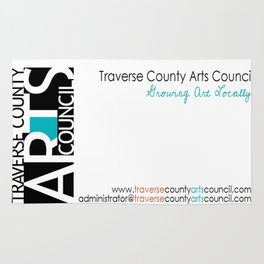 Fundraiser:  Traverse County Arts Council Rug