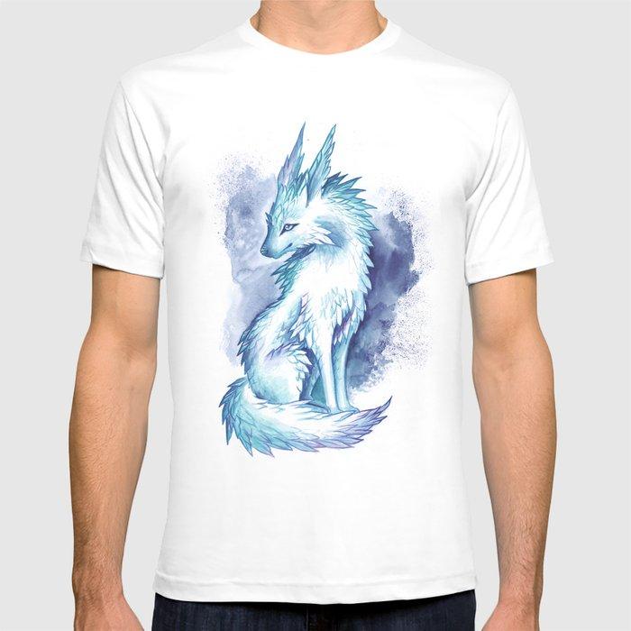 Crystal fox - Vulptex T-shirt