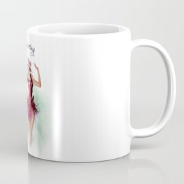 dancing ballerina3 Coffee Mug