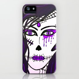Gitana .3 iPhone Case