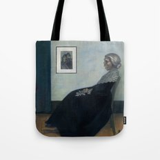 Norman's Mother Tote Bag