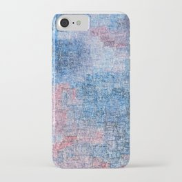 Spacetime Ripples iPhone Case