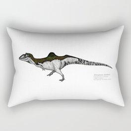 Altispinax dunkeri Rectangular Pillow