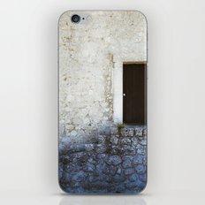 Mysterious Door iPhone & iPod Skin