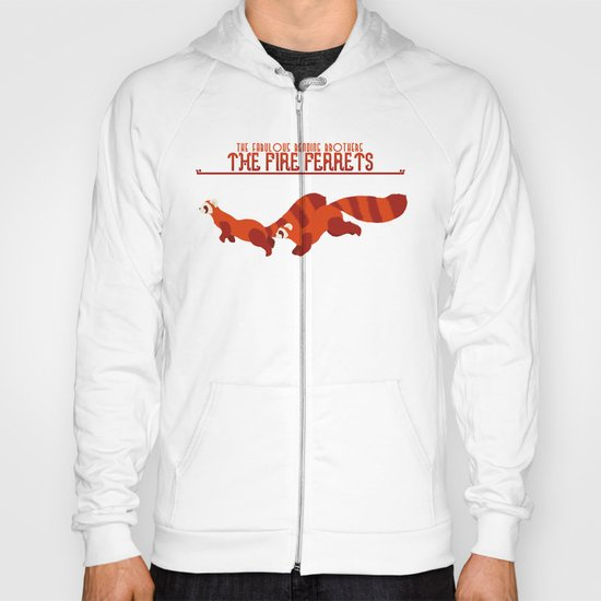The Fire Ferrets Hoody
