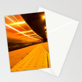 Train from Ulm Stationery Cards