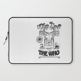 The Who Laptop Sleeve