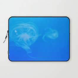 Jellyfish Print Laptop Sleeve