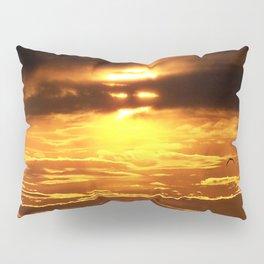 The Light Bandit - Sun Wears a Mask   Pillow Sham