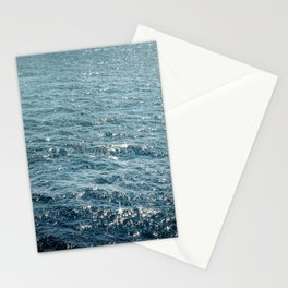 The Sparkle of the Sea Stationery Cards